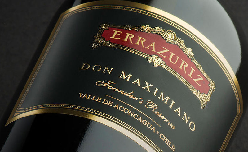 Errazuriz Don Maximiano Founders Reserve Red Wine