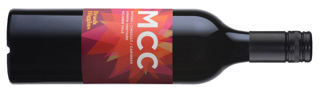 Brash Higgins MCC Mataro, Cinsault, Carignan Red Wine