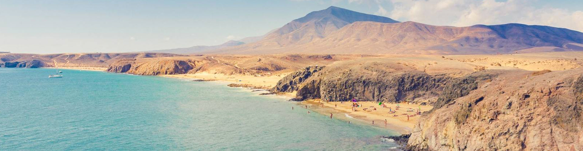 The Island of Lanzarote