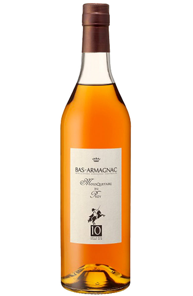Mousquetaire du Roy 10 Year Old XO Bas-Armagnac