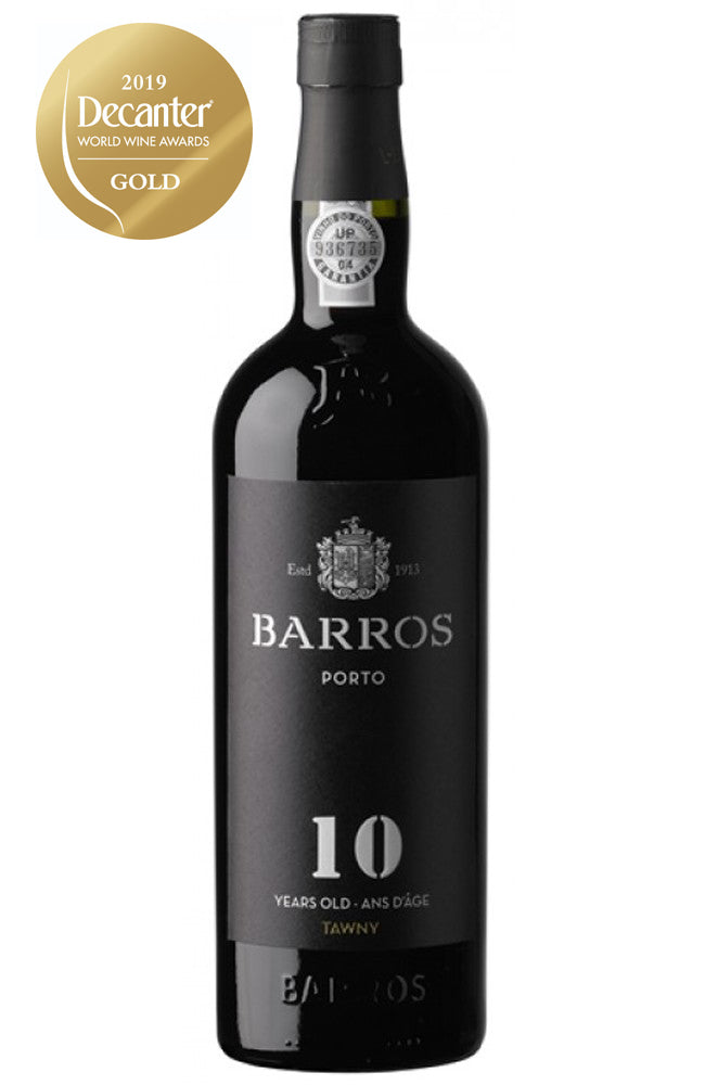 Barros 10 Year Old Tawny Port