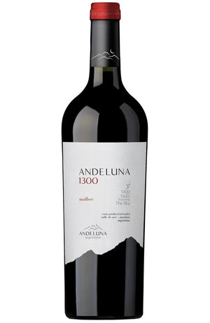 Andeluna Cellars 1300 Malbec Argentinian Red Wine