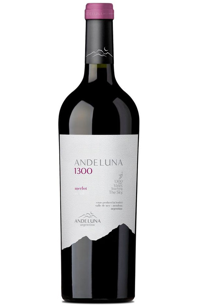 Andeluna Cellars 1300 Merlot Argentinian Red Wine