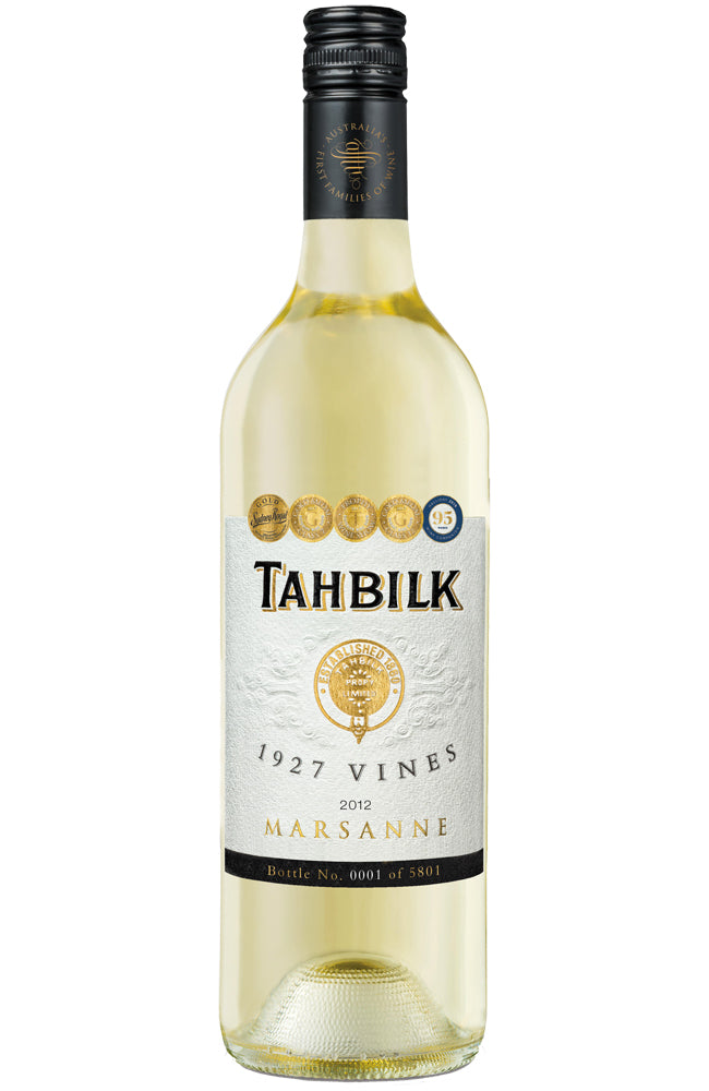 Tahbilk 1927 Vines Marsanne Nagambie Lakes White Wine