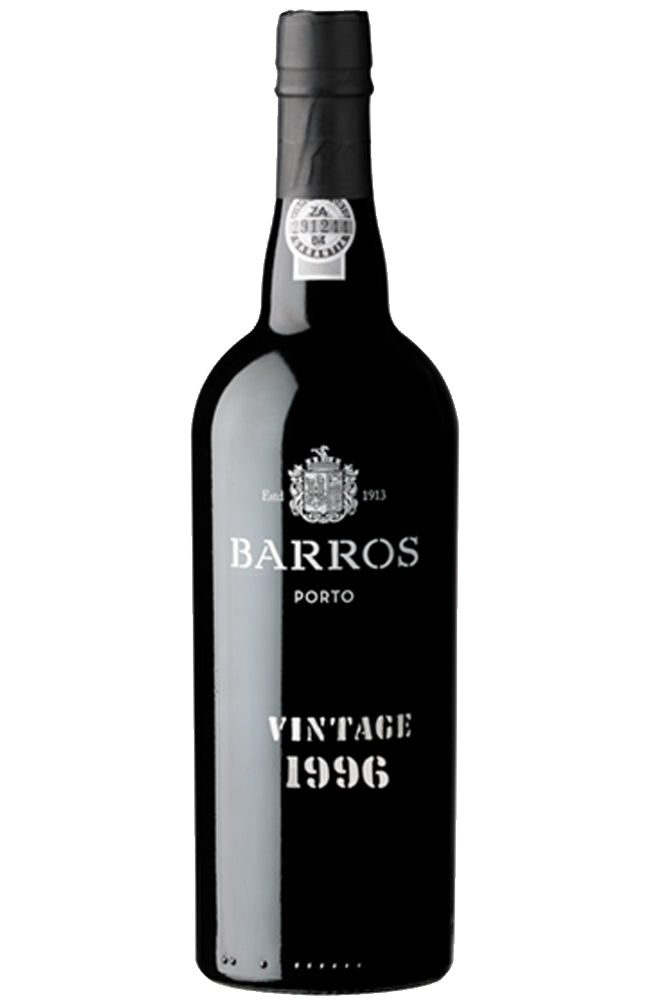 Barros Vintage Port 1996