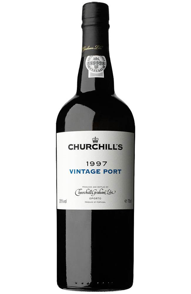 Churchill's 1997 Vintage Port