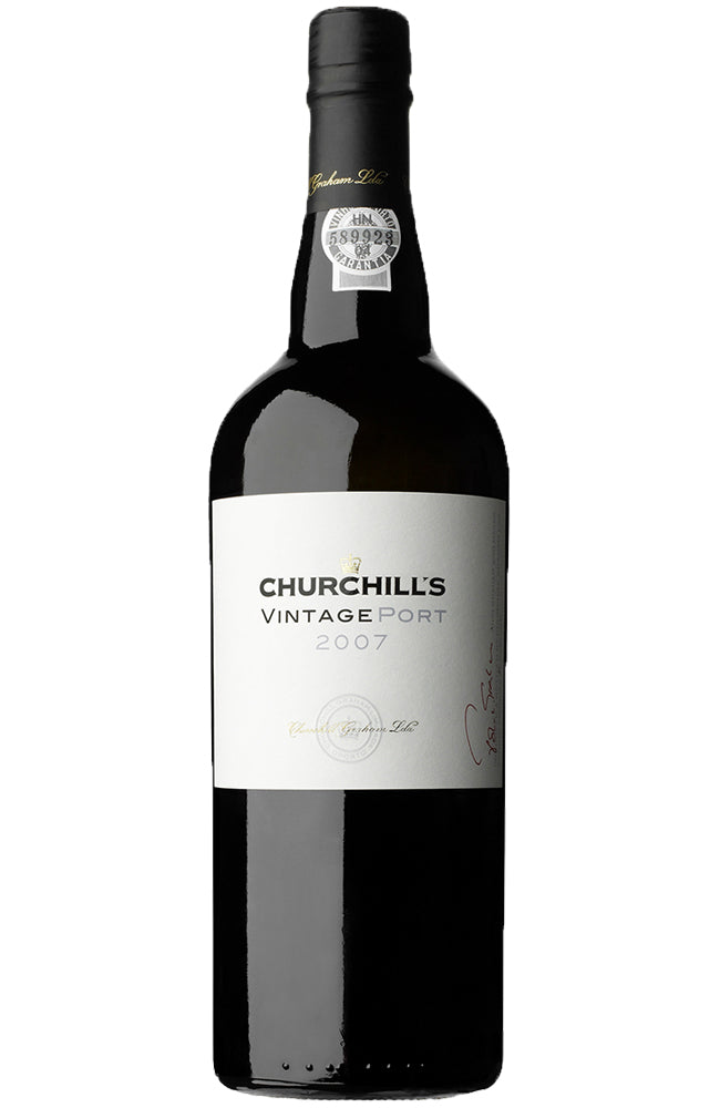 Churchill's 2007 Vintage Port