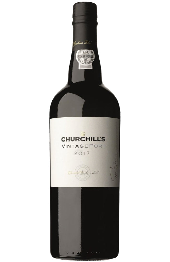Churchill's Vintage Port 2017