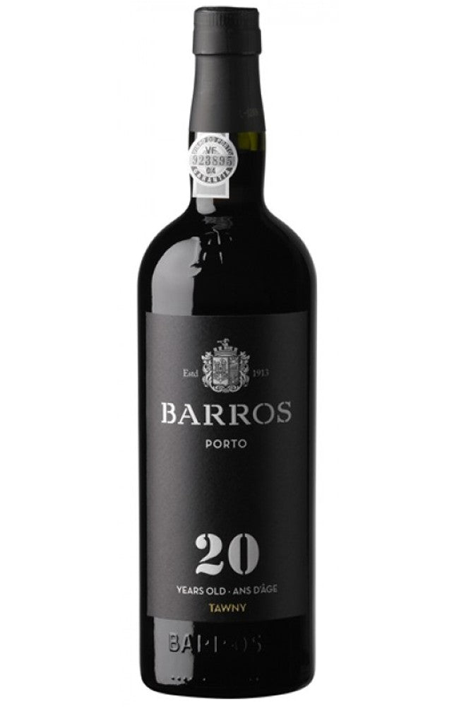 Barros 20 Year Old Tawny Port