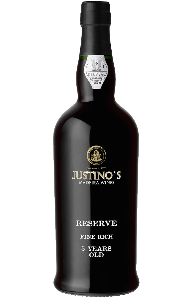 Justino's Madeira 5 Year Old Rich Reserve