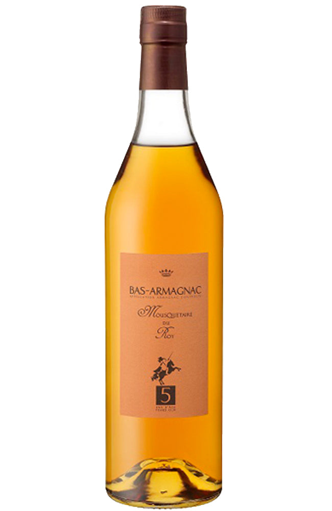 Mousquetaire du Roy 5 Year Old VSOP Bas-Armagnac
