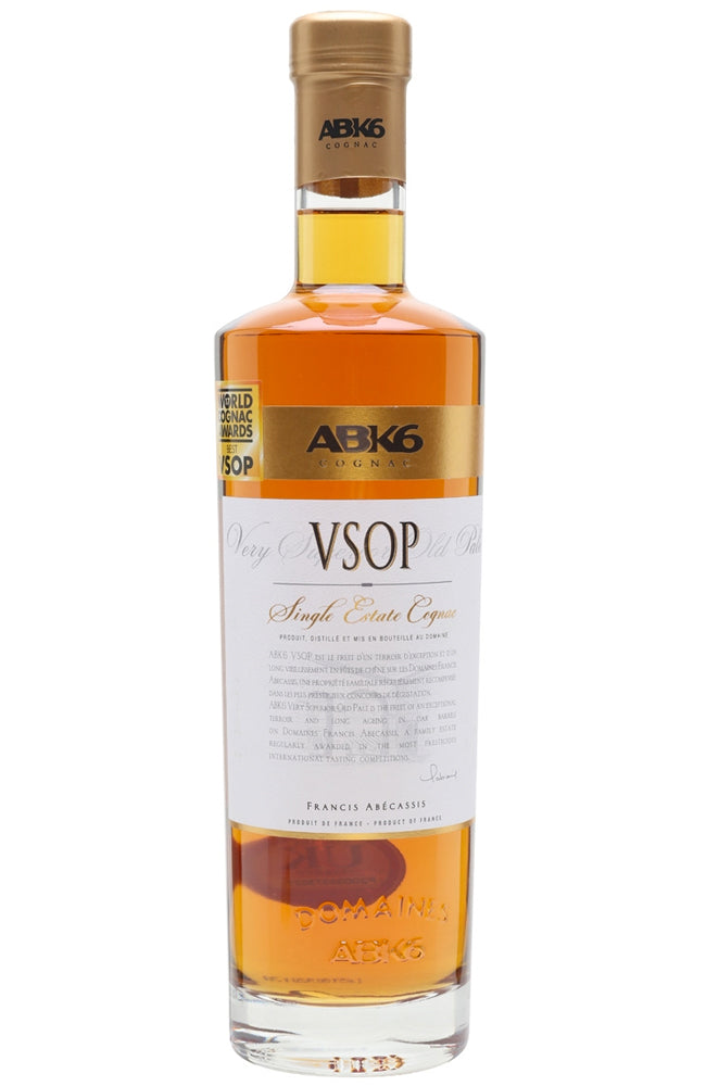 Cognac ABK6 VSOP Superior Single Estate