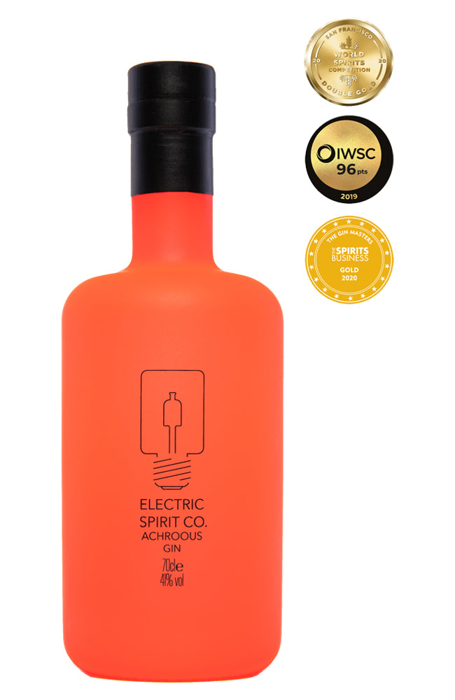 Electric Spirit Co. Achroous Gin