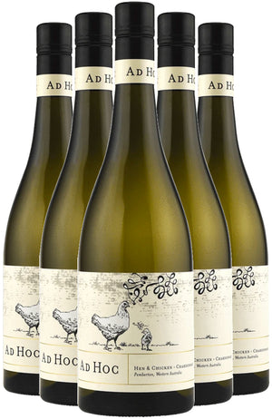 Larry Cherubino Ad Hoc Hen & Chicken Chardonnay 6 Bottle Case