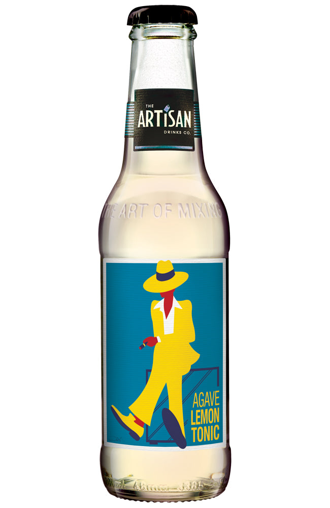 The Artisan Drinks Co. Agave Lemon Tonic Bottle