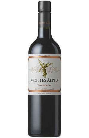 Montes Alpha Carménère Red Wine