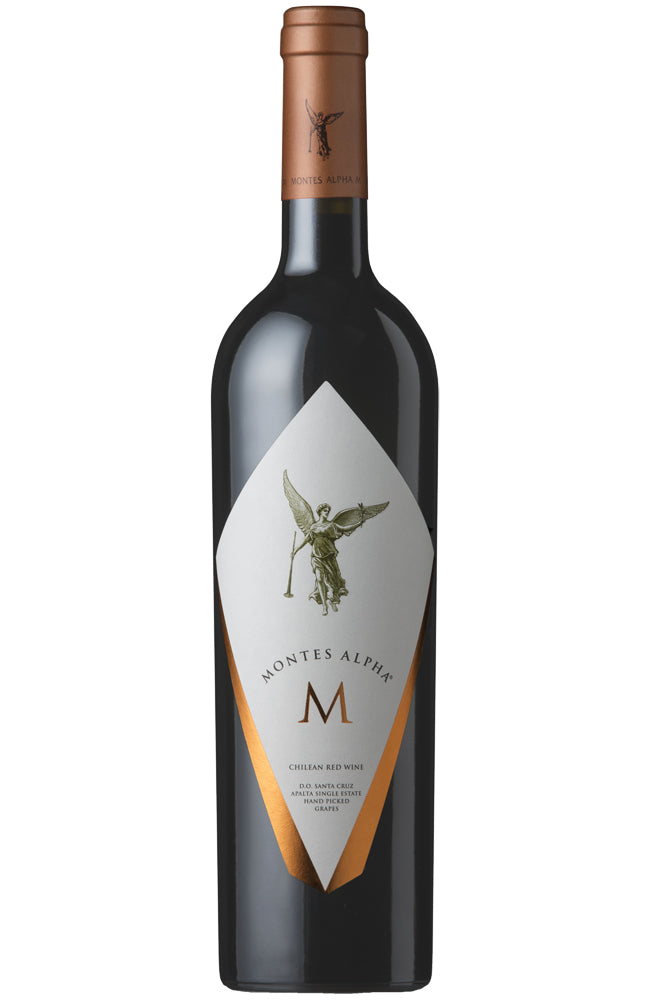Montes Alpha 'M' Apalta Vineyard Red Wine
