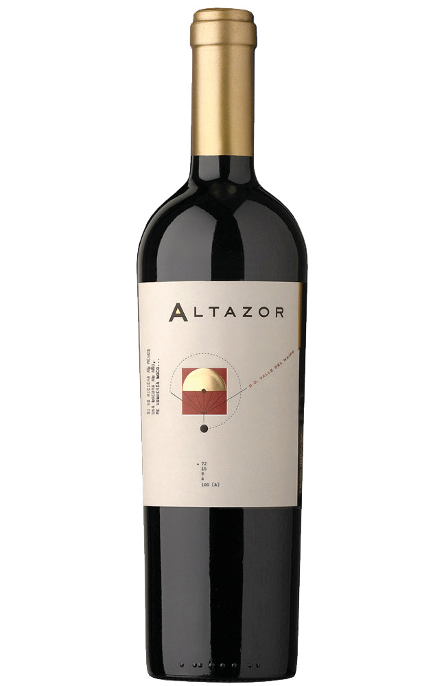Undurraga Altazor Red Wine