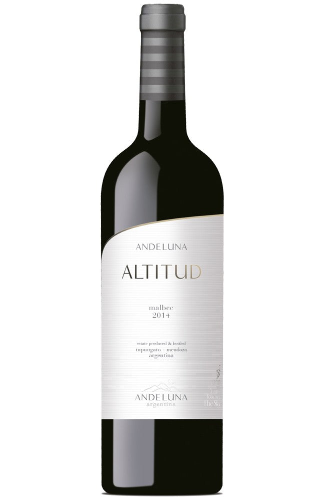 Andeluna Cellars Altitud Malbec Argentinian Red Wine