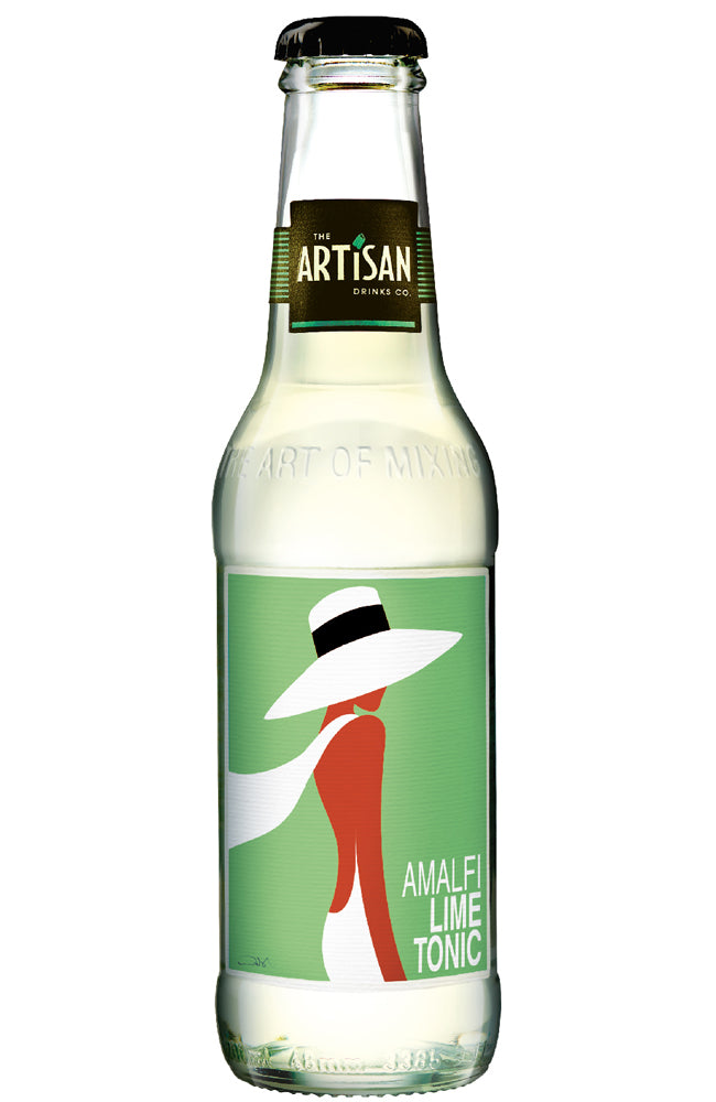 The Artisan Drinks Co. Amalfi Lime Tonic Bottle