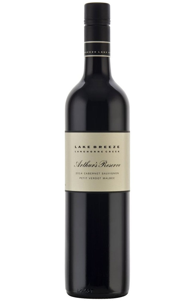 Lake Breeze Arthur's Reserve Australian Red Wine