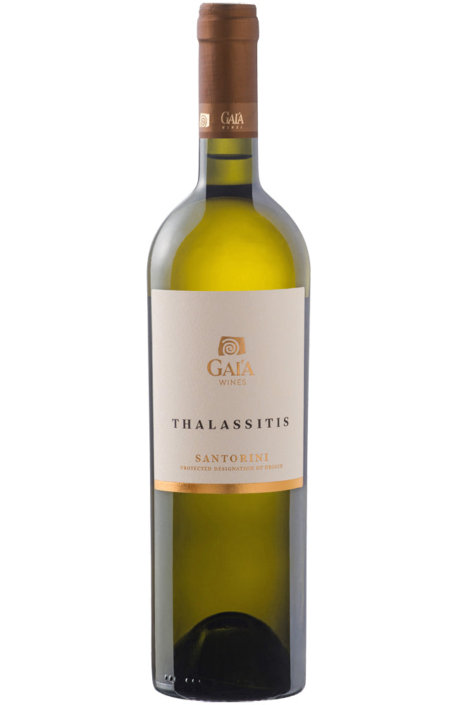 Gaia Wines Assyrtiko Thalassitis Bottle