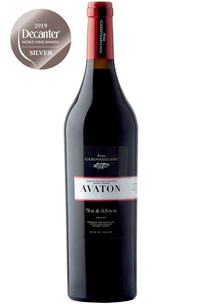 Ktima Gerovassiliou Avaton Red Wine Blend