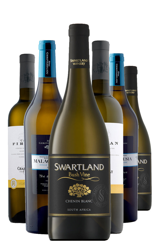 Award Winning White Wines Mixed Six Bottle Pack