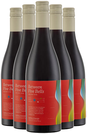 Between Five Bells Pinot Wine 2019