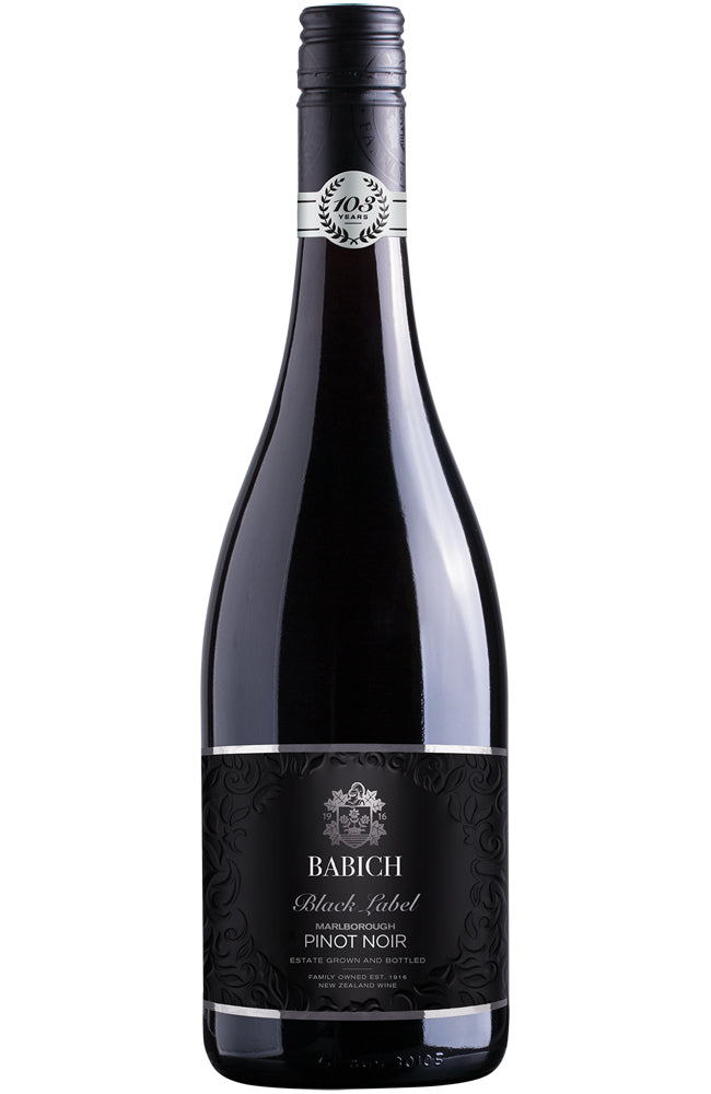 Babich Black Label Marlborough Pinot Noir