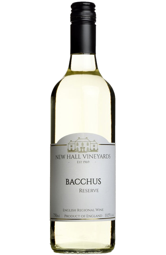 New Hall Vineyards Bacchus Reserve White Wine