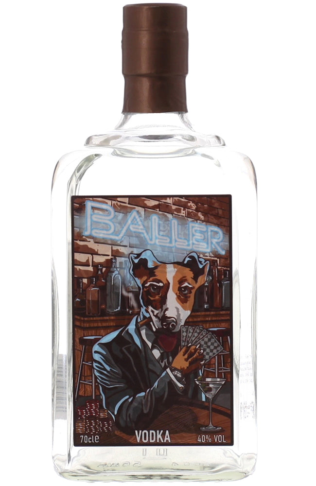 Doghouse Distillery Baller Vodka