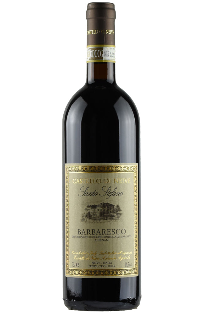 Castello di Neive Barbaresco Santo Stefano DOCG Red Wine