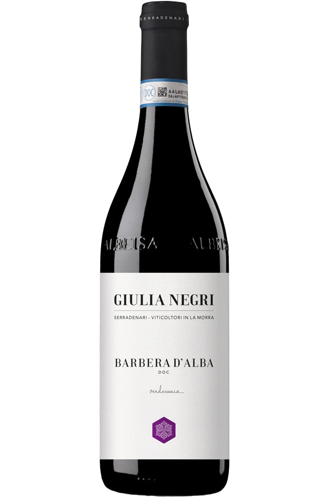 Giulia Negri Barbera d'Alba Bottle