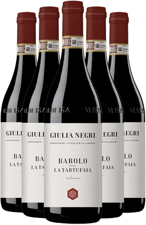 Giulia Negri Barolo La Tartufaia Six Bottle Case