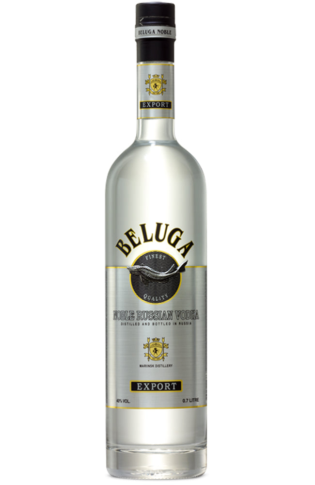 Beluga Noble Russian Export Vodka