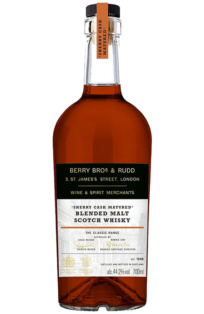 Berry Bros. & Rudd Classic Sherry Cask Blended Malt Scotch Whisky