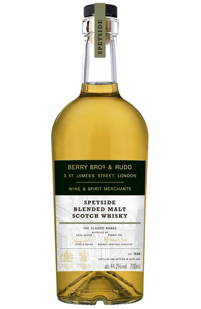 Berry Bros. & Rudd Classic Speyside Blended Malt Scotch Whisky