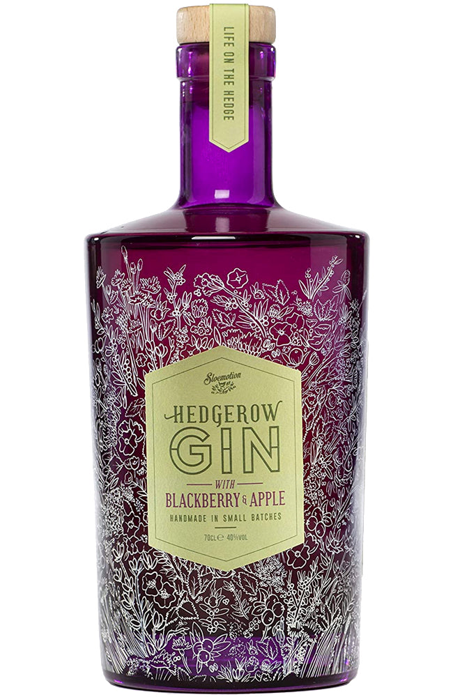 Sloemotion Hedgerow Gin with Blackberry & Apple