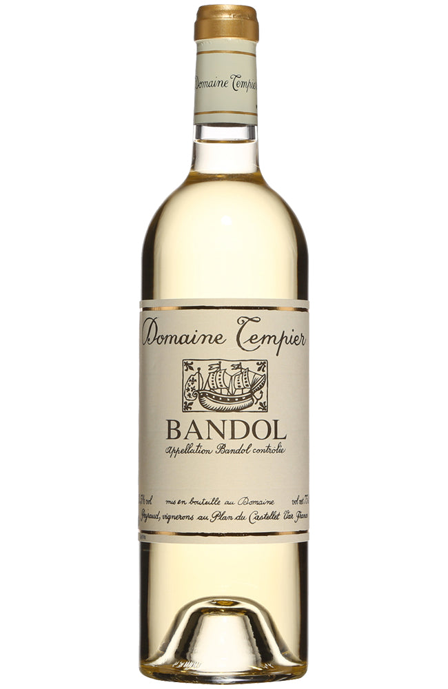 Domaine Tempier Bandol Blanc Single Bottle