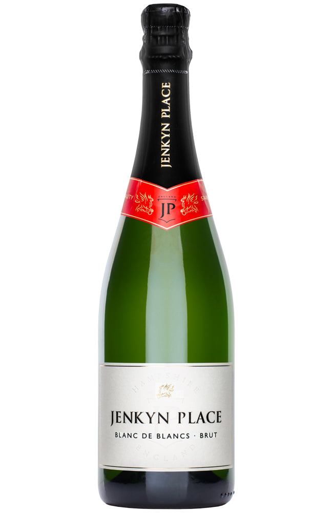Jenkyn Place Vintage Blanc de Blancs English Sparkling Wine