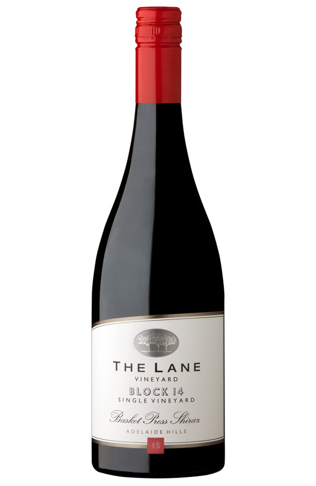 The Lane Block 14 Basket Pressed Shiraz Australian Red Wine