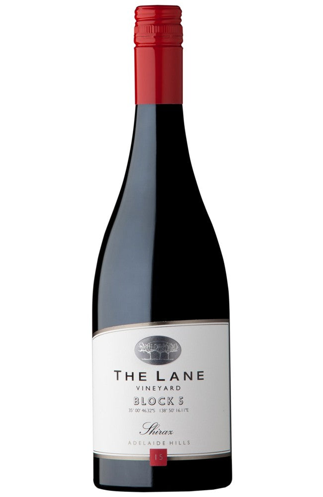 The Lane Block 5 Shiraz Viognier Australian Red Wine