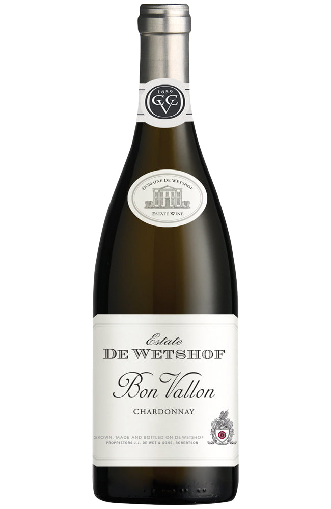 De Wetshof Bon Vallon Unwooded Chardonnay