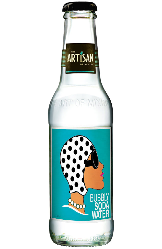 The Artisan Drinks Co. Bubbly Soda Water Bottle