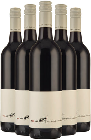 Lake Breeze Bullant Shiraz 6 Bottle Case