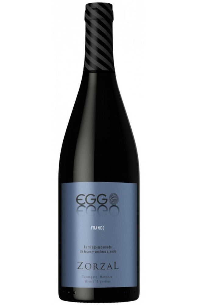 Zorzal Eggo Franco Cabernet Franc Red Wine from Argentina
