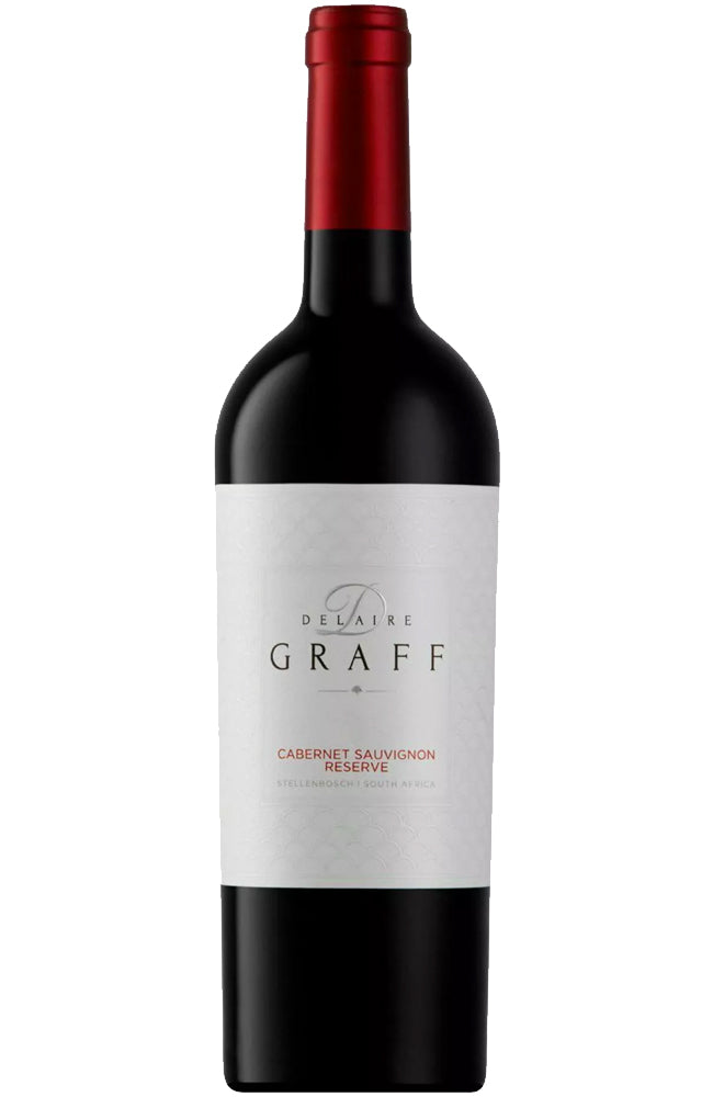 Delaire Graff Cabernet Sauvignon Reserve South African Red Wine
