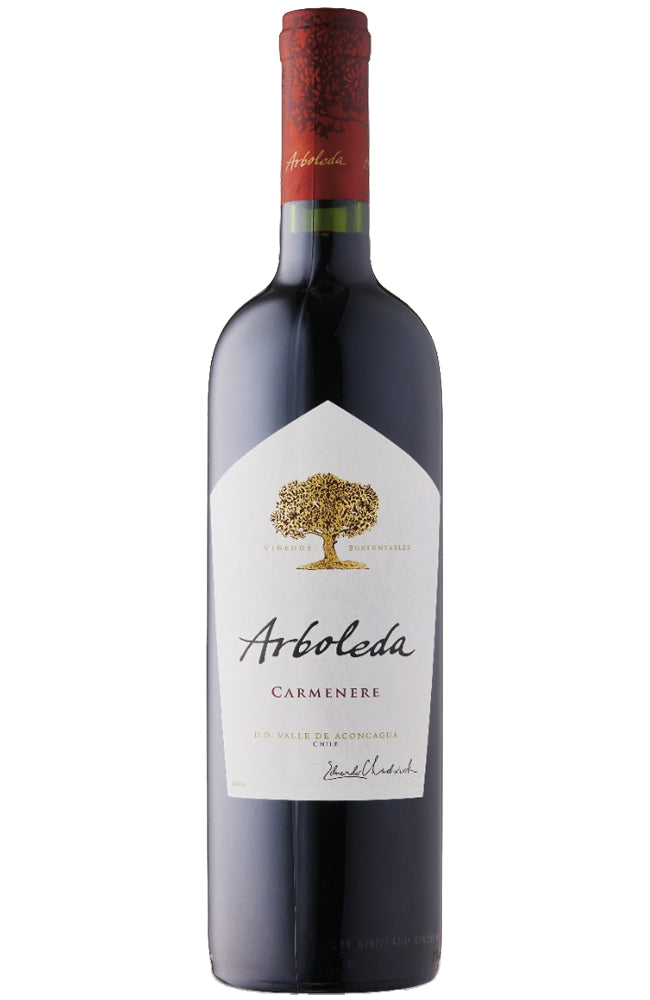 Arboleda Carmenere Chilean Red Wine
