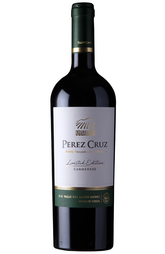 Viña Pérez Cruz Carménère Limited Edition Chilean Red Wine
